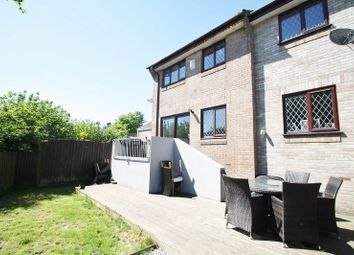 Thumbnail 5 bed semi-detached house for sale in Riverford Close, Woolwell, Plymouth