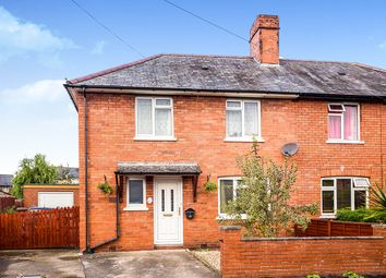 Thumbnail 3 bed semi-detached house for sale in Cambrian Drive, Oswestry, Shropshire