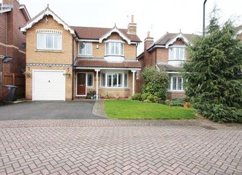 Thumbnail 4 bedroom detached house for sale in Cannonthorpe Rise, Treeton, Rotherham