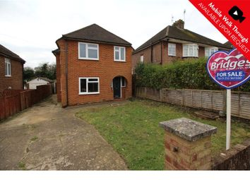 3 bed detached house for sale in South Avenue, Farnham, Surrey GU9