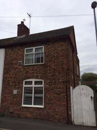 Thumbnail 2 bed end terrace house to rent in Old Boston Road, Coningsby, Lincoln