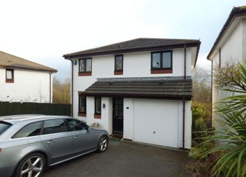 Thumbnail 4 bed detached house for sale in Peryn Road, Tavistock