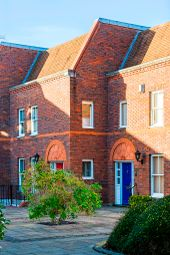 Thumbnail 1 bed flat for sale in Oxford Road, Aylesbury