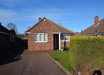 Thumbnail 2 bed detached bungalow for sale in Lea Drive, Mickleover, Derby
