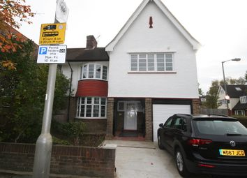 Thumbnail 4 bed semi-detached house to rent in Burcote Road, Wandsworth, London