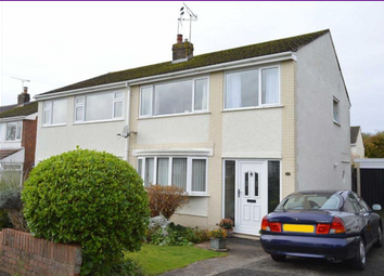 Thumbnail 3 bed semi-detached house to rent in Copley Lodge Bishopston, Swansea, Swansea