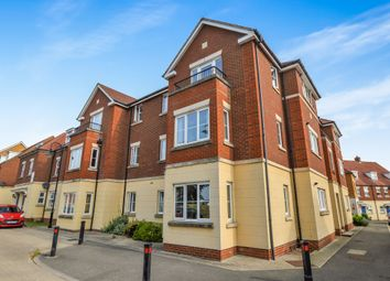 Thumbnail 1 bed flat for sale in Brigadier Gardens, Ashford