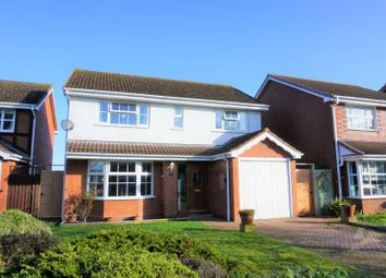 Thumbnail 4 bed detached house for sale in Aylstone Close, Lower Quinton, Stratford-Upon-Avon