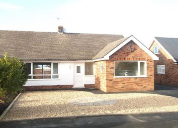 Thumbnail 2 bed bungalow to rent in Carrdale, Hutton, Preston