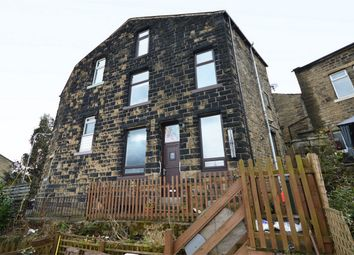 Thumbnail 4 bed terraced house for sale in Alpha Street, Keighley, West Yorkshire
