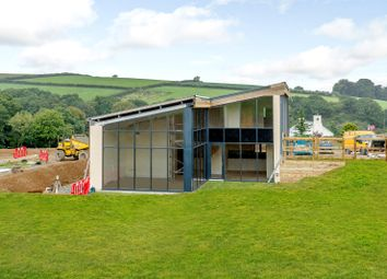 Thumbnail 4 bed barn conversion for sale in Warracott Farm Barns, Chillaton, Lifton, Devon