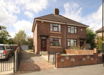 Thumbnail 2 bedroom semi-detached house for sale in Cookson Close, Sheffield, South Yorkshire