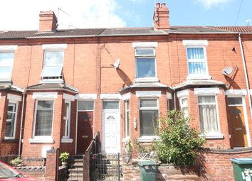 Thumbnail 2 bed terraced house for sale in 135 Melbourne Road, Earlsdon, Coventry