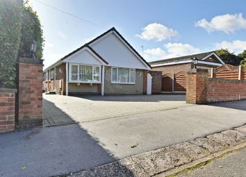 Thumbnail 3 bed detached bungalow for sale in The Fairway, West Ella, Hull