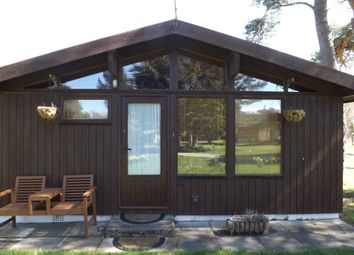 Thumbnail 2 bed lodge for sale in Heatherwood Park, Dornoch