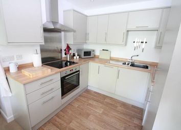 Thumbnail 2 bed flat to rent in Lawford House, Staines
