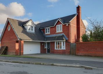 Thumbnail 4 bed detached house for sale in Sandileigh Drive, Bolton