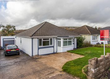Thumbnail 2 bedroom detached bungalow for sale in St. Cenydd Road, Caerphilly