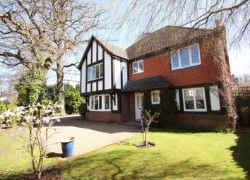 Thumbnail 5 bed detached house to rent in Dartnell Park Road, W Byfleet