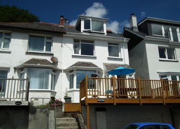 Thumbnail 3 bed semi-detached house for sale in The Downs, West Looe, Cornwall