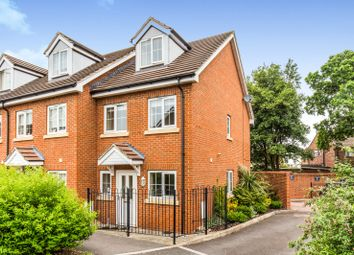 Thumbnail 3 bed semi-detached house to rent in Hindmarch Crescent, Hedge End, Southampton