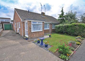 Thumbnail 2 bed semi-detached bungalow for sale in Hamelsham Court, Hailsham