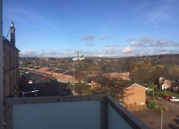 Thumbnail 3 bedroom flat to rent in Crow Road, Glasgow
