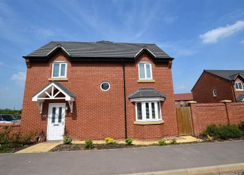 Thumbnail 3 bed semi-detached house for sale in Earls Drive, Stenson Fields, Derby