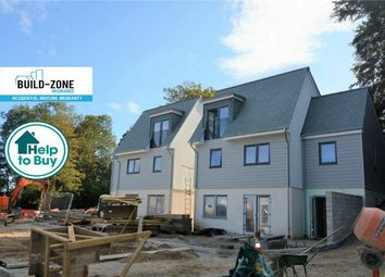 Thumbnail 4 bed detached house for sale in Mongleath Road, Falmouth