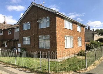 Thumbnail 2 bed flat for sale in Kirby Close, Park South, Swindon