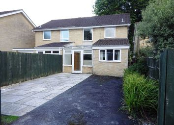 Thumbnail 4 bedroom semi-detached house to rent in Blake Road, Cirencester