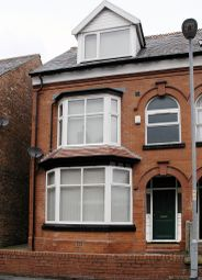 Thumbnail 7 bed semi-detached house to rent in Argyle Avenue, Manchester