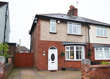 Thumbnail 3 bed semi-detached house for sale in The Avenue, Leigh