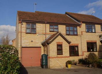 Thumbnail Semi-detached house for sale in Howes Avenue, Thurston, Bury St. Edmunds