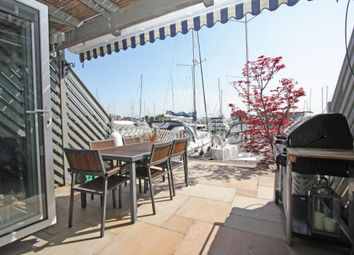 Thumbnail 5 bed terraced house for sale in Bryher Island, Port Solent, Portsmouth