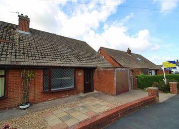 Thumbnail 3 bed semi-detached bungalow for sale in Monks Drive, Longridge, Preston