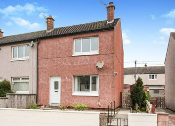 Thumbnail 2 bed terraced house for sale in Mannering Avenue, Dumfries