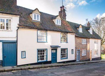 Thumbnail 4 bedroom terraced house for sale in Castle Street, Aylesbury