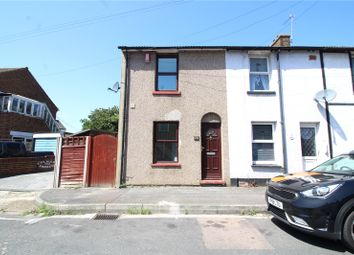 Thumbnail 1 bed end terrace house to rent in Rural Vale, Northfleet, Gravesend, Kent