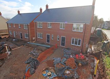 Thumbnail 4 bedroom semi-detached house for sale in Plot 1, The Firs, Cullompton