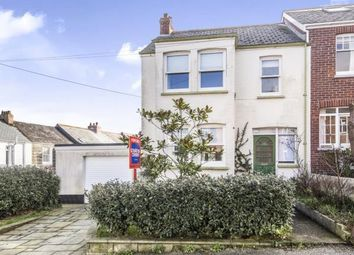 Thumbnail 3 bed end terrace house for sale in Padstow, Cornwall