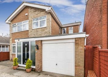 Thumbnail 4 bed detached house for sale in Wilton Road, Hartlepool, Durham