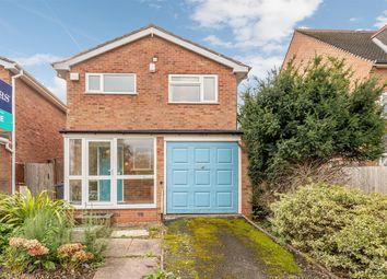 Thumbnail 3 bed detached house for sale in Wentworth Road, Birmingham