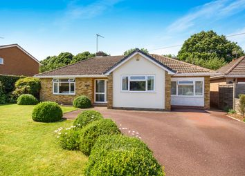 Thumbnail 3 bed detached bungalow for sale in Mountford Close, Wellesbourne, Warwick