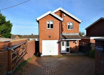 Thumbnail 4 bed detached house for sale in Tram Road, Upper Cwmbran, Cwmbran