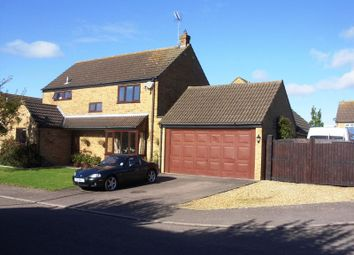 Thumbnail 6 bed detached house to rent in Brittons Close, Sharnbrook, Bedford