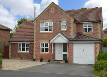 Thumbnail 4 bedroom detached house for sale in Imber Road, Shaftesbury