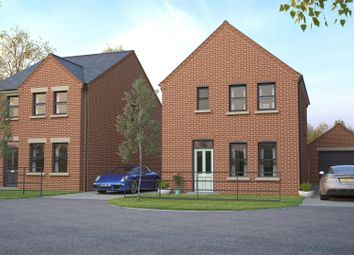 Thumbnail 3 bed detached house for sale in Pit Lane, Pleasley, Mansfield