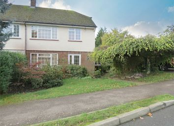 Thumbnail 3 bed semi-detached house to rent in Pinfold Road, Bushey, Hertfordshire