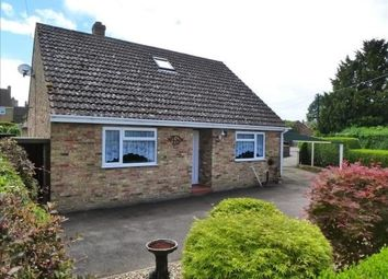 Thumbnail 3 bed detached bungalow for sale in Pound Lane, Isleham, Ely